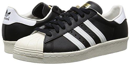 Noir Baskets Adidas Hommes Pour Craie2 noir1 80s Superstar Blanc E66FqZX