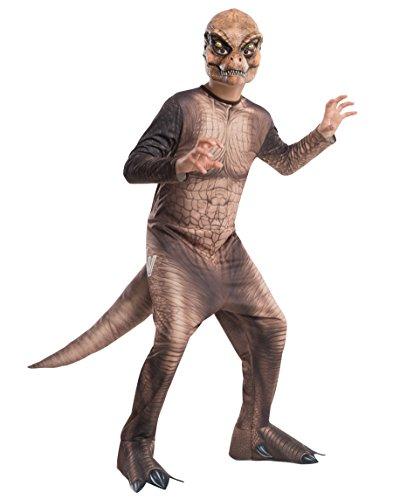 Kids Rex Com (Rubie's Child's Jurassic World: Fallen Kingdom T-Rex Costume,)