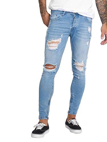 VSCT Clubwear Hombres Vaqueros/Jeans Ajustado Thor