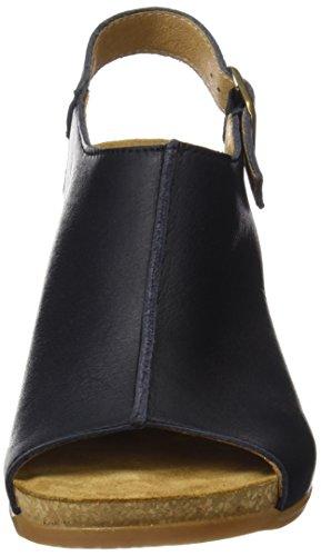 Femme Black Escarpins Ouvert El N5022 Naturalista Noir Bout 0qnXvx