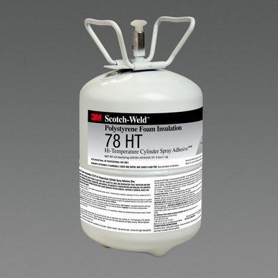 3m 78 spray adhesive - 5