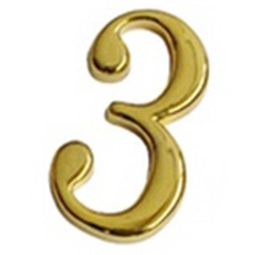 3 inch door numbers - 8
