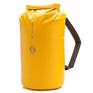 Aqua Quest Mariner Lightweight Waterproof Dry Bag Backpack 10L, 20L, 30L (Yellow, 20 L)
