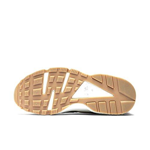 Nike W Air Huarache Run Mid Aged Coin / Volt 807313-900