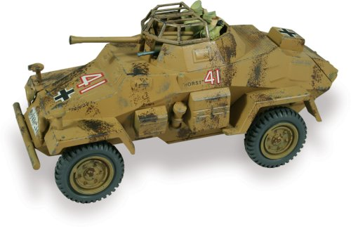 Lindberg 1:35 Scale German Armored Car SD.KFZ 222