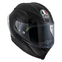 AGV Pista GP Helmet (Black, Medium/Large)