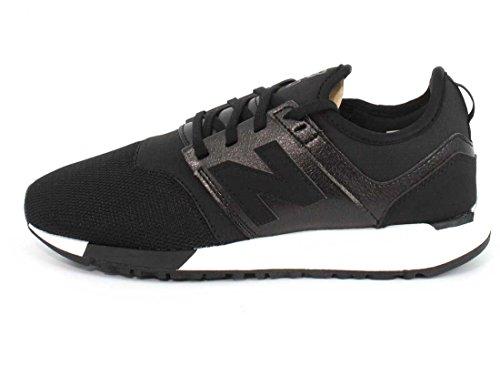 Balance b hl Zapatillas Para New Mujer Negro hl Wrl247 w1qR4nH