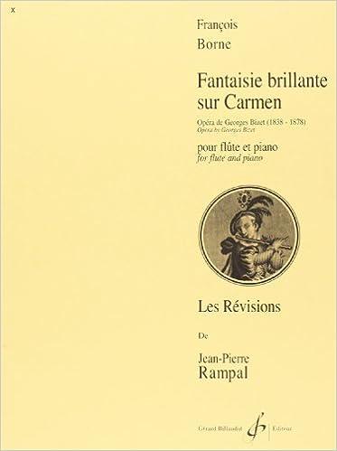 Fantaisie Brillante Sur Carmen