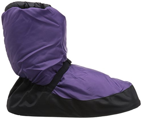 Purple Adults' Unisex Up Warm Dance Bootie Bloch Shoe Ovw0FRq0x