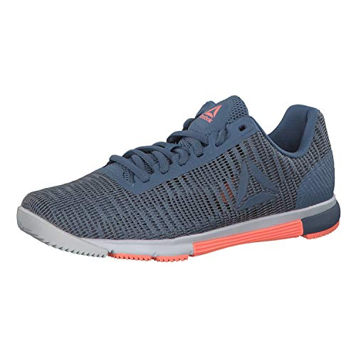 De White Chaussures Femme digital Flexweave spirit blue Slate Reebok Speed Multicolore Fitness Tr 000 Pink w1qWIH