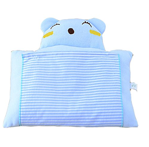 Baby Newborn Infant Toddler Soft Cotton Sleeping Support Pillow Prevent Flat Head Flathead (Infant Newborn Activity Book)