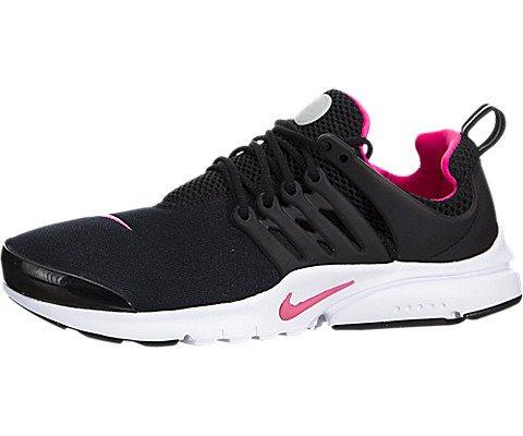 online store 2dc88 3f2d6 Galleon - Nike Presto (Kids) Black/Hyper Pink-White, 6 M US