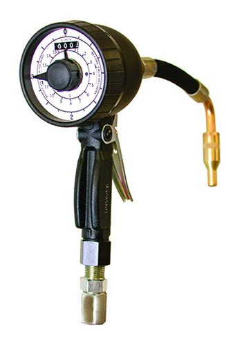 National-Spencer 1515A Quart Totalizing Pistol-Type Meter with 14'' Hose and Automatic Nozzle by National-Spencer, Inc.