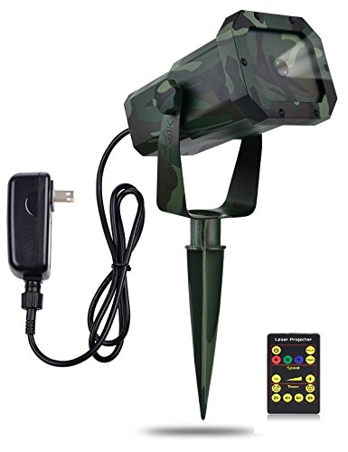 Outdoor Landscape Laser Lighting in US - 1