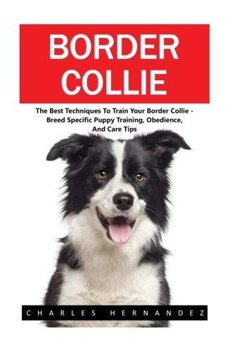 Border Collie: The Best Techniques To Train Your Border Collie - Breed Specific Puppy Training, Obedience, And Care Tips! (Dog Training Guide, Border Collies, Border Collie Puppy) ()