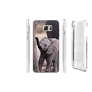 FUNDA CARCASA FAMILY ELEPHANT PARA SAMSUNG GALAXY NOTE 5 N920C