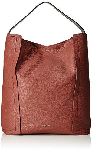 H Tote Pollini Donna Borse Bag T X 43x14x39 ruggine Cm Rosso b wvvtq