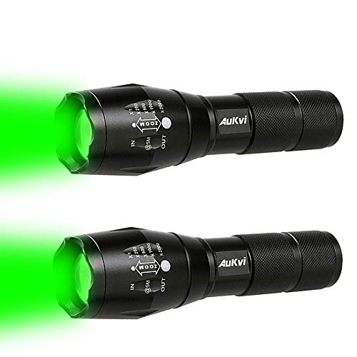 long range flashlight green - 9