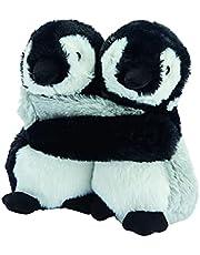 Warmies Warmtekussen/knuffeldier knuffelvrienden pinguïns set van 2