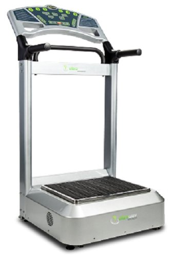Vibra Wav Pro XT SILVER Vibration Whole Body Vibrating Exercise Platform