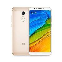 Smartphone Xiaomi Redmi 5 dual Chip Android 7.1 Tela 5.7 32GB Camera 12MP Rom global - Dourado