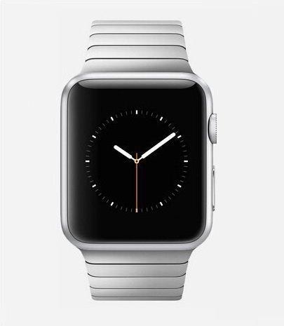 72d45208005 Pulseira Para Relógio Apple Watch Series 3 2 1 Elos Aço Inox 42mm ...