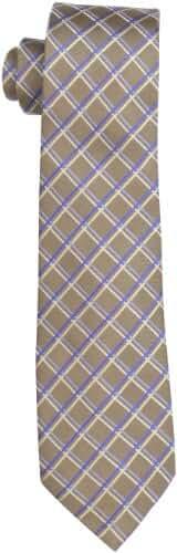 Dockers Men's Neat Grid Necktie