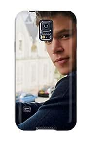 New Fashion Premium pc Case Cover For Galaxy S5 - Matt Damon