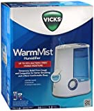 "Vicks V750 7.9"" X 12"" X 14.3"" Warm Mist Humidifier"