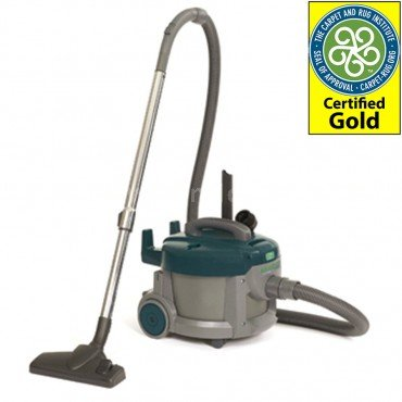 Nobles Tidy-Vac 6 Canister Vacuum - HEPA