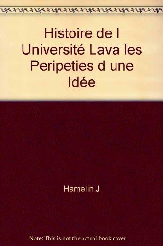 Histoire de l'Université Laval