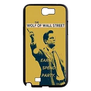 Samsung Galaxy N2 7100 Cell Phone Case Black The Wolf Of Wall Street 2 VIU933983