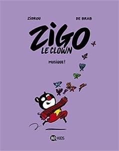 """Afficher """"Zigo le clown n° 3 Musique !"""""""