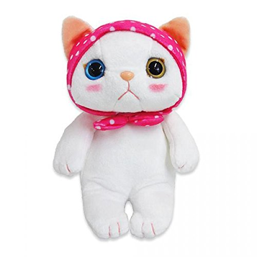 choo choo cat stuffed M pink - J Choo