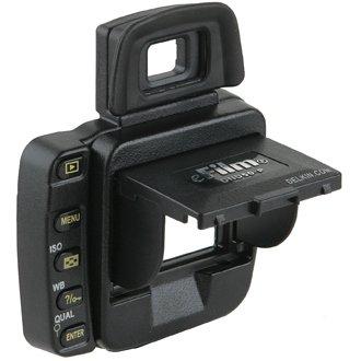 - Delkin Pop Up Shade Nikon D 50 Block Glare & Protect LCD Pro Snap