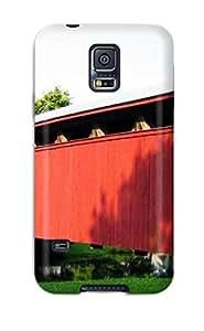 [NsOCzQt11347MvSGc] - New Bridge Protective Galaxy S5 Classic Hardshell Case