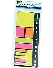 Stick Brilliant Mix Note Pad (11 Hole)
