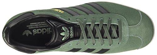 adidas Herren Gazelle Sneakers Grün (Trace Green S17/core Black/gold Met.)