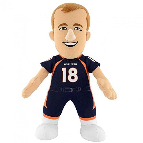 Bleacher Creatures Peyton Manning Denver Broncos NFL Plü sch Figur EPLSNFLP10BCSPMA