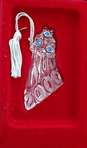 LENOX Commermorative PAVE Jewel Ornament (