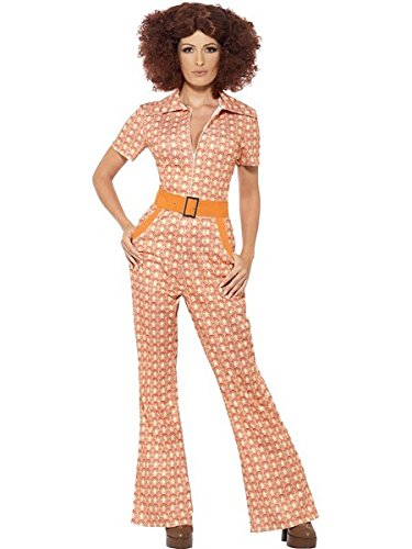 Smiffys Authentic 70s Chic Costume ()