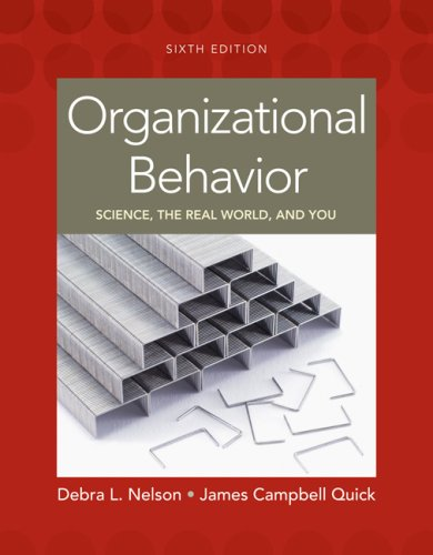 behavior science in organization The behavioral science approach to management focuses on the psychological and sociological processes that influence employee performance.