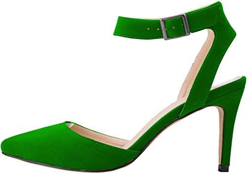 36 Nice Arriere Femme Bride Find Green Vert EU 5 wBq674xvZ