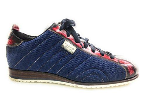 la sortie exclusive Harris - Chaussures À Lacets En Cuir Pour Homme Blu Rouge Taille Gris: Uomo 6 officiel à vendre Footlocker jeu Finishline à vendre 2014 originale sortie Lbz9Huv