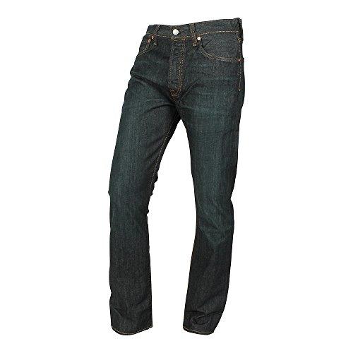 1155 Clean Straight Fit 501 Levi Hombre 36L Fume Blue 34W 's Jeans x nbsp;Original axnxv1wHTq