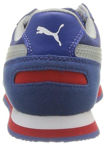 Puma - Zapatillas para niño Monaco blue-limestone FBpXLaLP