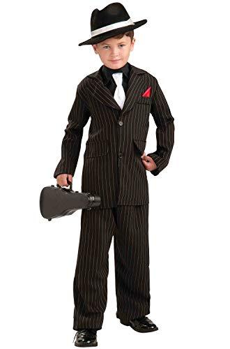 Boys Littlest Gangster Costume - Medium