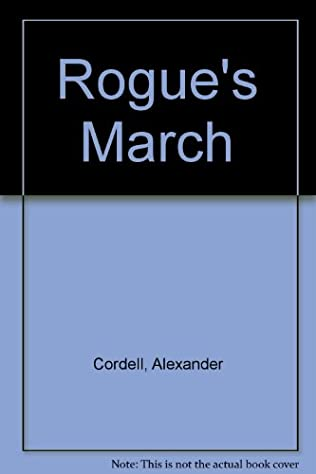 book cover of Rogue\'s March