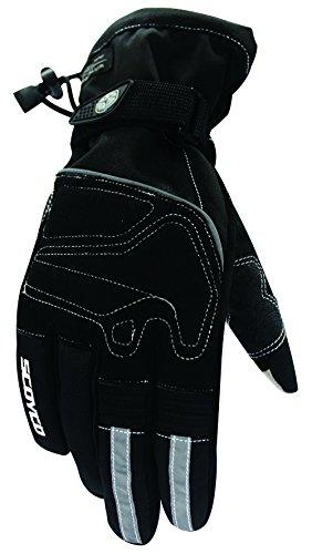 SCOYCO Men's Winter Waterproof Warm Windproof Powersports Touch Screen Motor Gloves