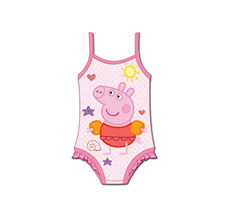 The Peppa Pig Girls One Piece Multicolour Multi Coloured Buy